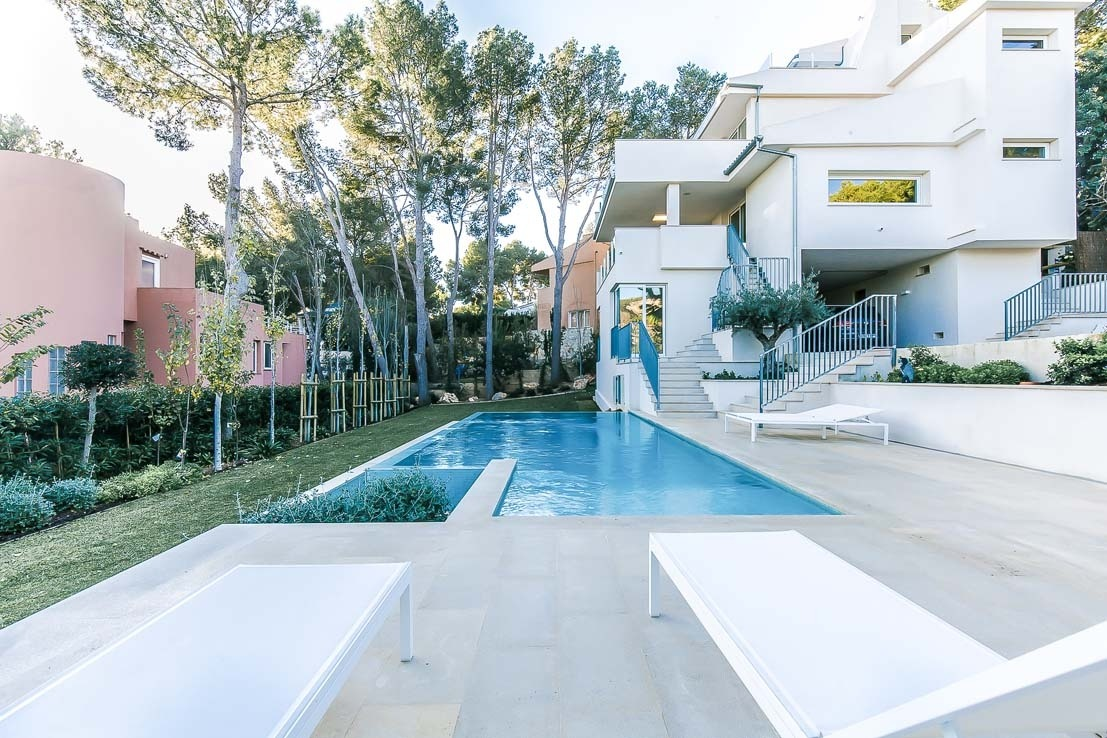 Exklusive Villa in Cas Catala
