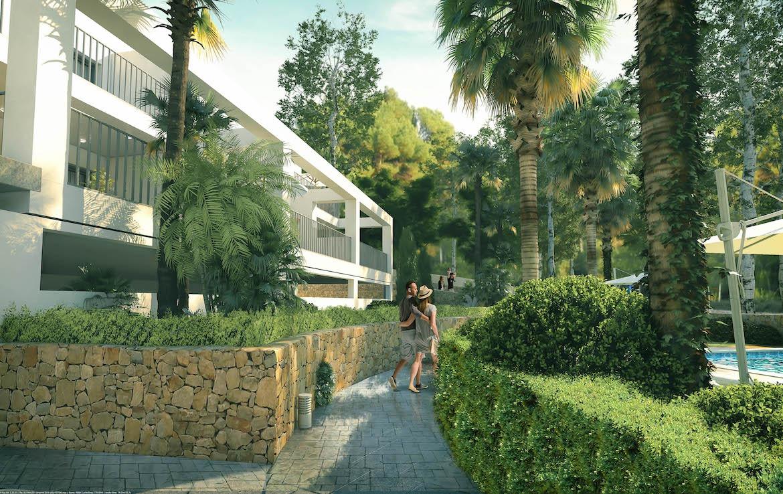 Terrassen Wohnung in Capdepera