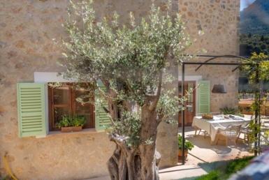 Romantisches Stadthaus in Deia
