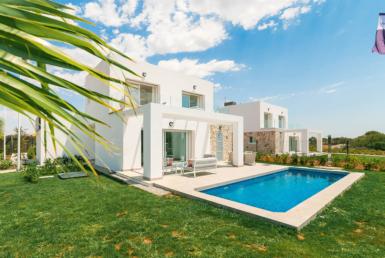Faszinierende Neubau Villa in Sa Rapita
