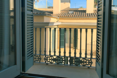 Im Herzen der Altstadt von Palma wohnen