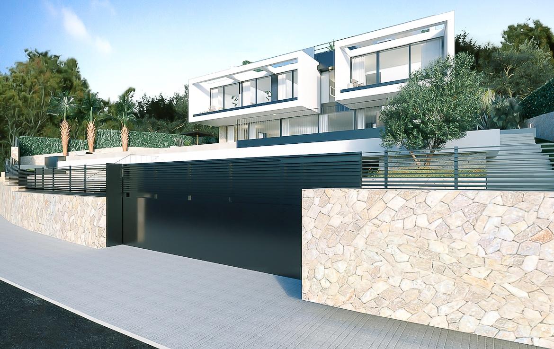 Neubau Villa in Cas Catala