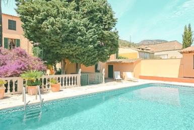 Haus mit Pool in Alaró