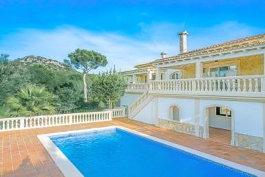 Villa mit Pool in Santa Ponsa