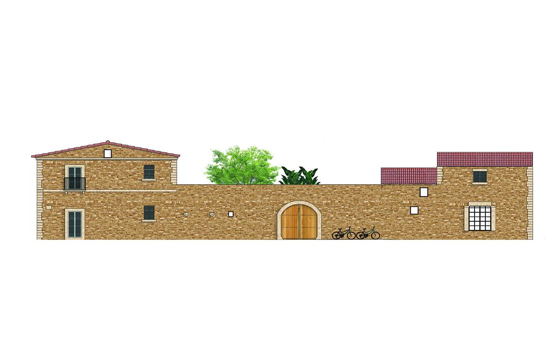 Spektakuläres Stadthausprojekt in Binissalem