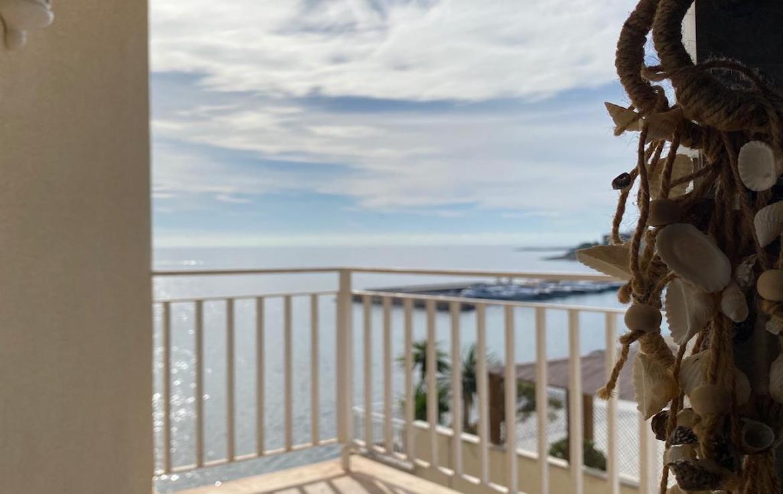 from line terrace San Agustin
